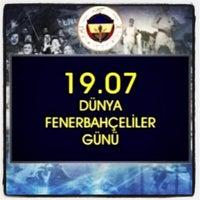 Foto scattata a Fenerbahçe Spor Kulübü da Mehmet D. il 7/18/2013