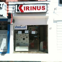 Photo taken at Ótica Kirinus by Fabian G. on 2/3/2014