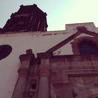 Photo taken at Iglesia del Señor De Las Maravillas by Isao on 6/16/2013