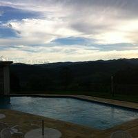 Photo taken at Pousada Vale das Pedras by Joaquim J. on 12/18/2012