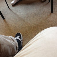 Photo taken at SAC Commuter Lounge by Jonathan on 11/5/2012