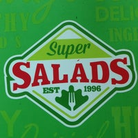Photo taken at Super Salads by IvanChis on 7/7/2013
