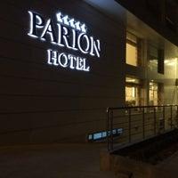 3/21/2015 tarihinde Fatih ⚓.ziyaretçi tarafından Parion Hotel'de çekilen fotoğraf