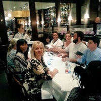 Photo taken at Galvin Bistrot de Luxe by Madebythechef on 7/12/2016