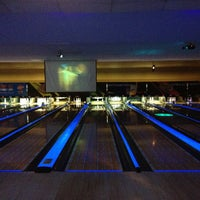 Photo taken at Bowlero Queens by Tenzinn D. on 5/19/2013