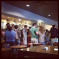 Photo taken at Starbucks by Joseph D. on 10/25/2012