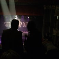 Photo taken at The Brown Theater by Christopher B. on 2/24/2017