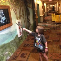 Photo taken at MagiQuest at Great Wolf Lodge by Christopher B. on 8/12/2013