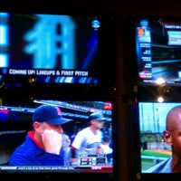 Photo taken at Buffalo Wild Wings by Christopher B. on 4/1/2013