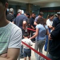 Photo taken at BancoEstado by Jorge S. on 10/29/2012