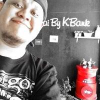 Photo taken at Kasikorn bank by KunOng on 11/9/2012
