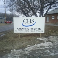 Photo taken at CHS Crop Nutrients by Craig on 1/16/2013