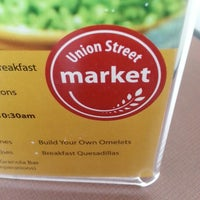 Photo taken at Union Street Market by Rafael R. on 8/18/2013