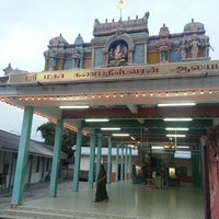 Photo taken at vinayagar temple by Thana K. on 7/13/2014