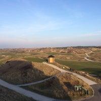 Photo taken at Noordwijkse Golfclub by Grand Hotel H. on 3/8/2014