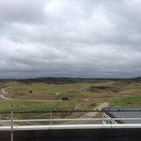 Photo taken at Noordwijkse Golfclub by Grand Hotel H. on 2/8/2014