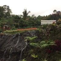 Photo taken at Lokawisata Baturraden by Maria K. on 6/23/2018
