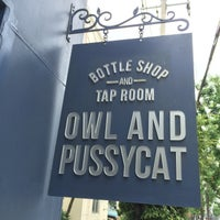 Photo taken at Owl and Pussycat by Vessel on 7/4/2015