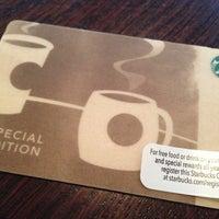 Photo taken at Starbucks by Martin on 4/24/2013