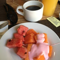 Photo taken at La Ceiba by Gabriela C. on 2/7/2013