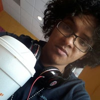 Photo taken at Dunkin Donuts by Abdull A. on 1/26/2013