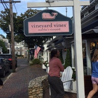 Photo taken at vineyard vines by Eilish M. on 9/26/2015