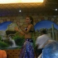 Photo taken at Restaurante Beirut by Kris N. on 2/11/2013