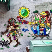 Photo taken at East Harlem by Nick B. on 5/16/2014