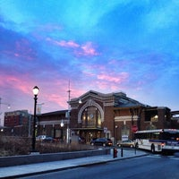 Photo taken at Yonkers Train Station - Metro North & Amtrak by Nick B. on 3/12/2014