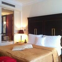 Das Foto wurde bei Schloss Fuschl Resort & Spa, Fuschlsee-Salzburg von Michael K. am 12/15/2012 aufgenommen