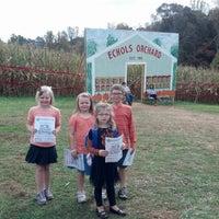 Photo taken at Jaemor Farm Corn Maze by Kerry C. on 10/27/2012