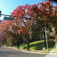 Photo taken at N. Quaker Ln. & Duke St. by Melinda S. on 11/20/2012