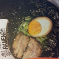 Photo taken at Ramen 38 (Sanpachi) by Joycelline S. on 11/15/2012
