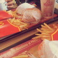 Photo taken at McDonald's by Ain G. on 2/12/2013