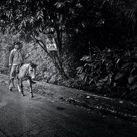 Photo taken at Malino by mochammad r. on 10/16/2013