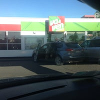 Photo taken at Shell by Migue on 2/10/2013