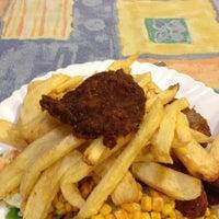 Foto tirada no(a) Osvaldo & Luci - Gastronomia A Quilo por Felipe O. em 12/11/2012