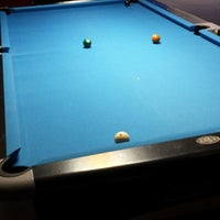 Photo taken at Mone Snooker by Nicholas G. on 12/4/2013