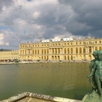 Photo taken at Palace of Versailles by Karilu J. on 6/27/2013