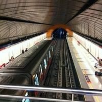 Foto tomada en Metro Las Mercedes por Julio Alberto C. el 11/11/2012