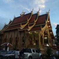 Photo taken at Wat Sri Boon Rueang by Thepraksa C. on 9/15/2016