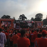Photo taken at ESPN College GameDay by Jeremy S. on 8/31/2013
