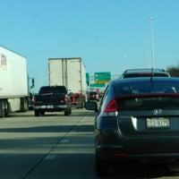 Photo taken at Interchange of I-290 / IL Route 53 & E. Higgins Road / IL Rt. 72 by Alejandro C. on 10/5/2017