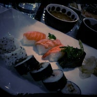 Photo taken at Hanko Sushi by Bay M. on 11/23/2012