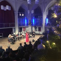 Photo taken at Amstelkerk by Gamze on 12/8/2017