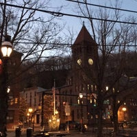 Photo taken at Jim Thorpe by Faiq H. on 11/22/2016