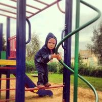 Photo taken at Детская площадка by alexdan81 on 9/10/2013