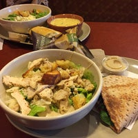 Photo taken at Panera Bread by Monique G. on 11/9/2015