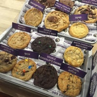 Photo taken at Insomnia Cookies by Monique G. on 5/23/2015