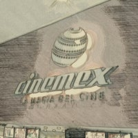 Photo taken at Cinemex by cheliz J. on 9/29/2012